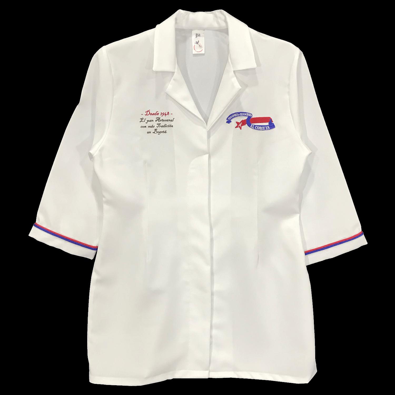 Blusas en anti fluidos tipo enfermera