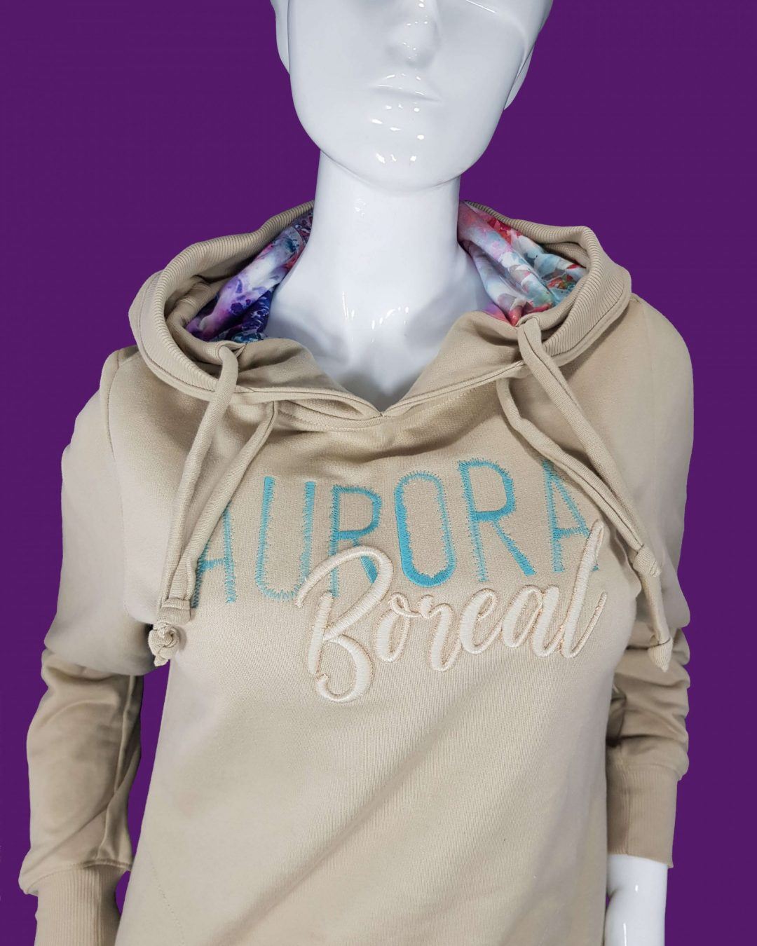 Ropa de moda, buzo electra - Aurora Boreal